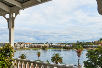Palm Balcony