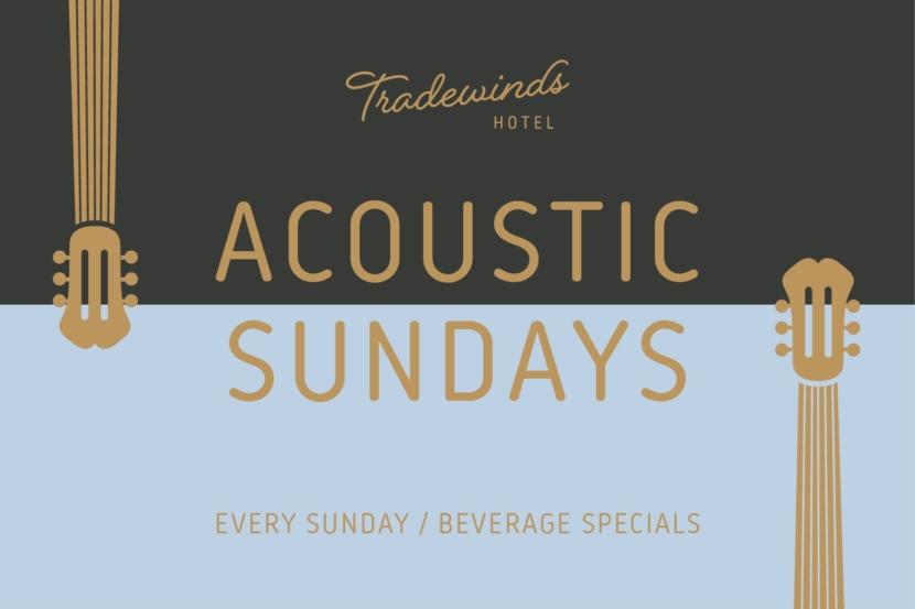 image: Acoustic Sundays