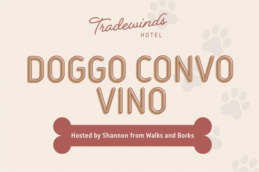 image: Doggo, Convo, Vino