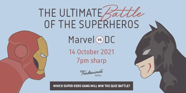 image: Marvel vs. DC
